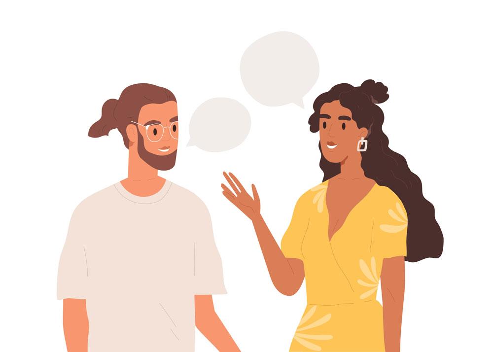 14 sujets de conversation avec son crush (et à éviter)